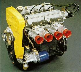 Alfa romeo gtv exhaust manifold 12